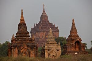 Новогодний тур в Мьянму