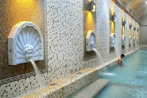 Спа-курорт в Испании