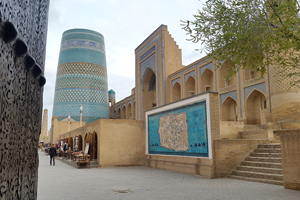 Тур Хиву. Узбекистан