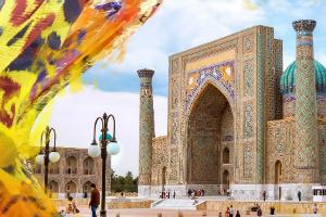 Тур в Узбекистан из Москвы