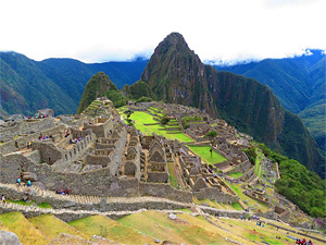 Тур в Перу и Чили