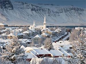 Рождественский тур в Исландию