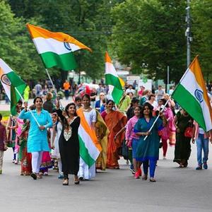 День Независимости Индии в Москве