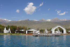 Тур к озеру Иссык-Куль