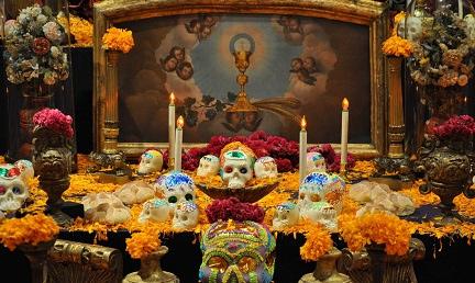 День Мёртвых – настоящий праздник жизни! :: Мексика