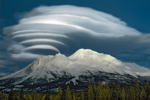 Гора Шаста. США