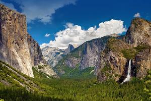 Национальный парк Йосемити. США