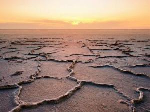 Аральское море в Узбекистане