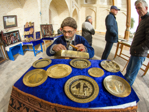 Гастрономический тур в Узбекистан