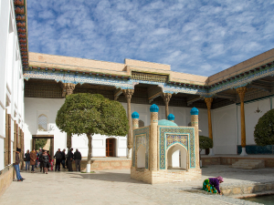 Суфизм в Узбекистане