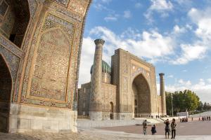 Новый год в Узбекистане
