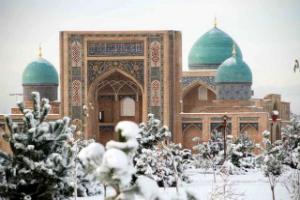 Новогодний тур в Узбекистан