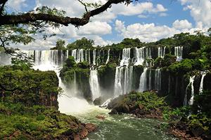 Тур в Аргентину и Бразилию