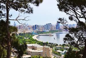 Тур в Баку, Азербайджан