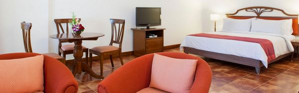 Отель Holiday Inn Resort 4* в Гоа