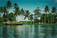 Тур в Индию. Романтичная Керала