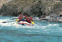 Тур в Индию. Сплав по реке Сатлеж