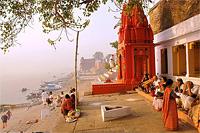Тур в Индию. Варанаси