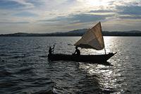 Рыбалка на озере Виктория