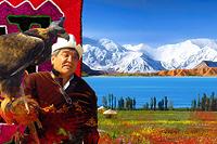 Тур на озеро Иссык-Куль и предгорья Тянь-Шаня