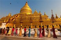 Круиз в Мьянму (Бирму)