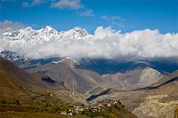 Тур в Непал. Треккинг вокруг Аннапурны через озеро Тиличо