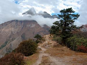 Непал. Треккинг к озерам Гокио