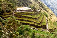 Треккинг в Перу по тропе инков