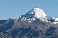 Тибет. Кора вокруг горы Кайлас
