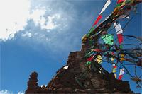 Тур в Тибет. Кора вокруг горы Кайлас