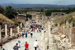 Экскурсионный тур в Турцию