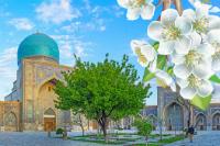 Тур на майские праздники в Узбекистан