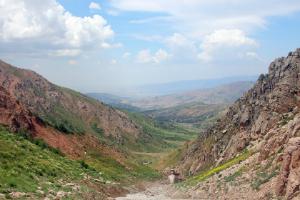 Тур в Чимганские горы