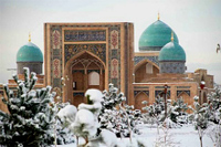 Новогодний тур в Узбекистан. Новый год в Узбекистане 2019