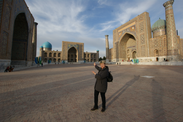 Отзывы о турах в Узбекистан
