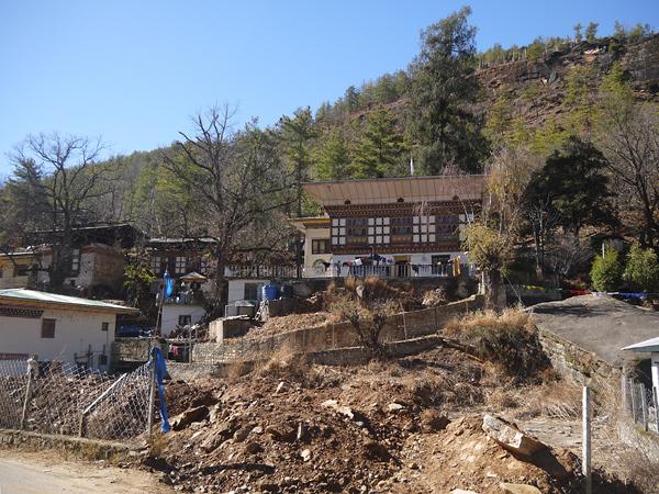 Путешествие в Бутан