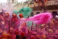 Тур в Индию. Золотой треугольник и праздник Холи