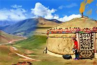 Тур на Памир и Тянь-Шань