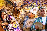 Тур в Узбекистан, Киргизию и Таджикистан