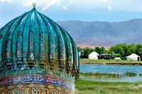 Тур в Узбекистан и Киргизию