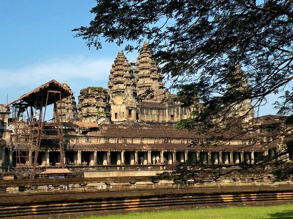 Тур в Камбоджу. Храм Ангкор Ват