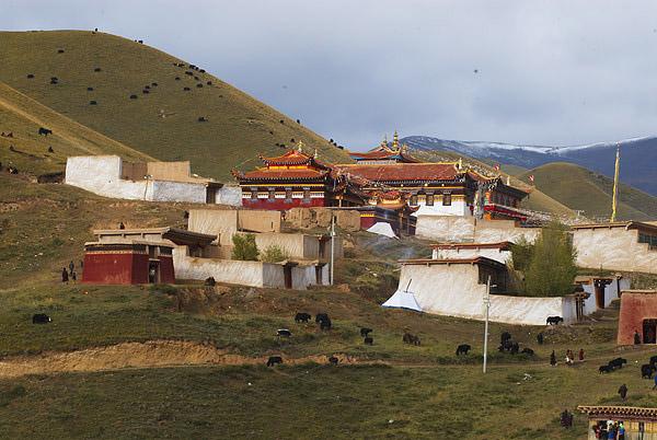 Тур в Китай. Нава, Восточный Тибет. Фото