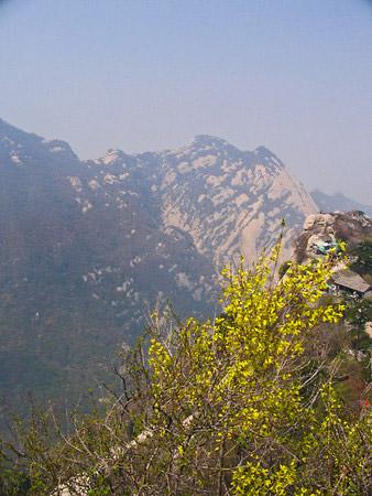 Тур в Китай. Практика тайцзи в горах Уданшань и Хуашань. Фото