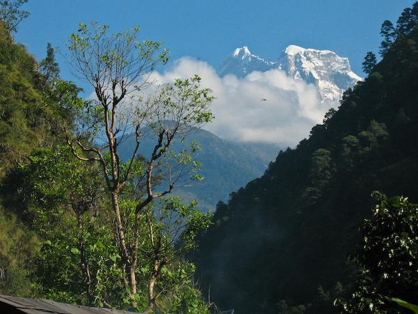 Треккинг в Непал