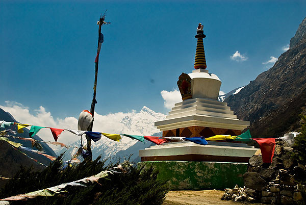 Лапчи. Непал Фото