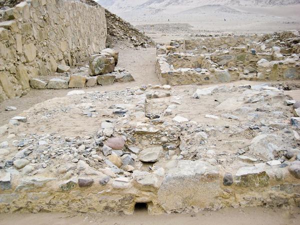 Тур в Перу. Караль. Фото