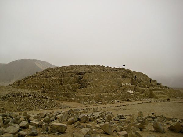 Тур в Перу. Пирамиды Перу. Фото
