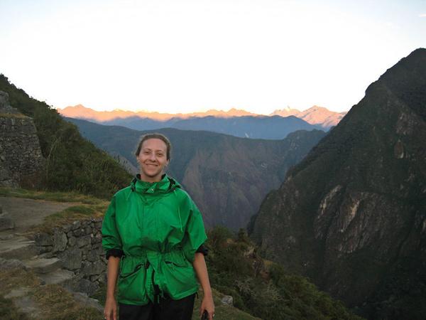 Тур в Перу. Мачу-Пикчу. Фото