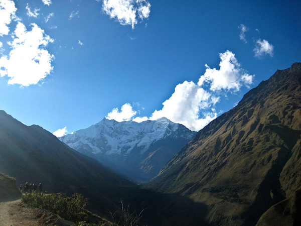 Тур в Перу. Салкантай. Фото