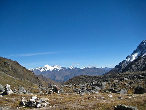 Тур в Перу. Салкантай Фото